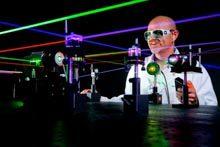 Dan The Laser Man